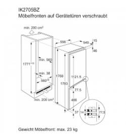 ELECTROLUX IK2705BZR